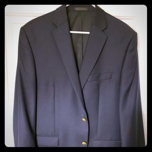 Wool Men's Blazer